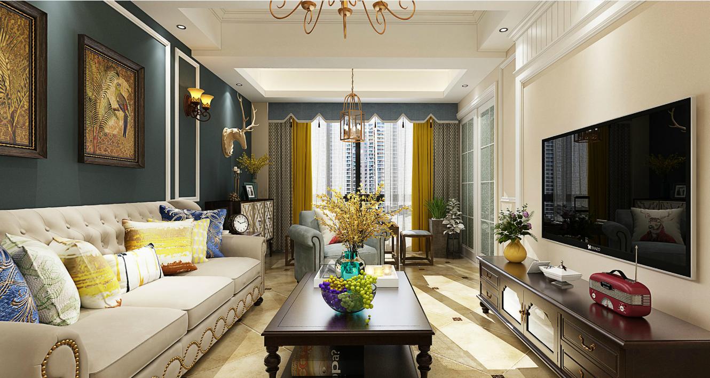 选一款合适的地砖 为客厅装修加分