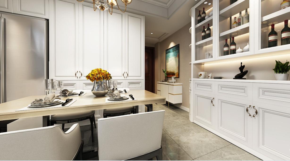 简约风格装修成现代房屋受欢迎的选择